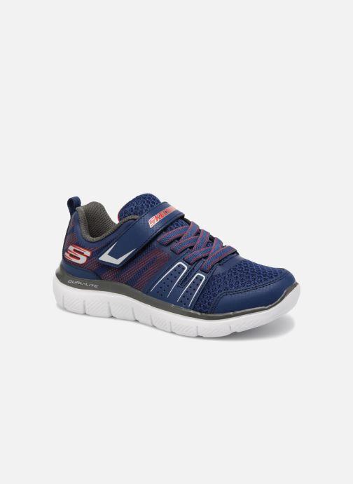 304a751dd86 Chaussures de sport Skechers Flex Advantage 2.0 High Torqu Bleu vue  détail paire