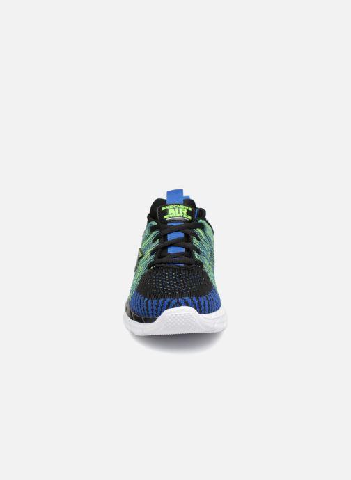 Zapatillas de deporte Skechers Air Advantage Sonic Blast Azul vista del modelo