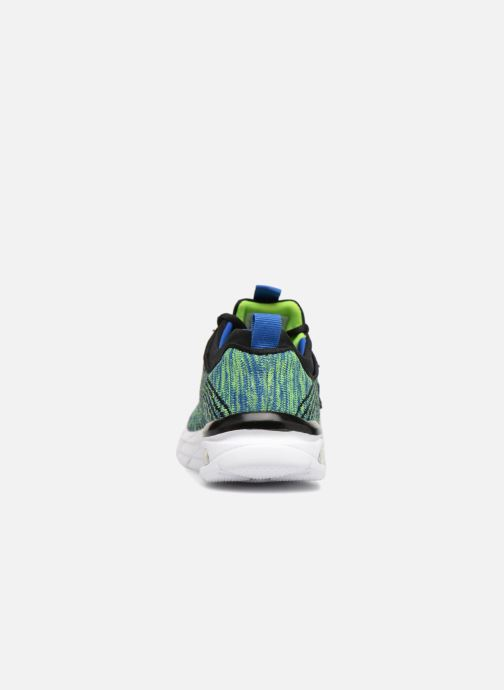 Zapatillas de deporte Skechers Air Advantage Sonic Blast Azul vista lateral derecha