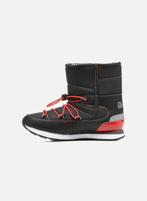 Sportschoenen Skechers Retrospect Winter Daze Zwart voorkant