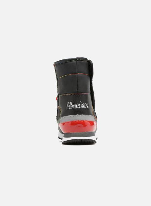 Chaussures de sport Skechers Retrospect Winter Daze Noir vue droite