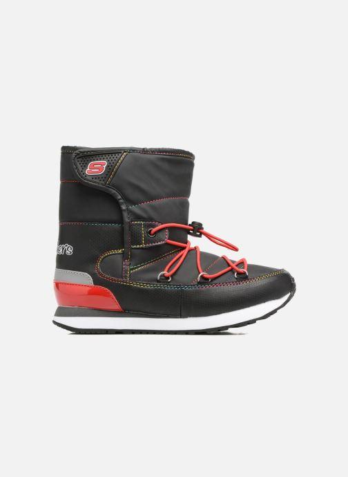 Sportschoenen Skechers Retrospect Winter Daze Zwart achterkant