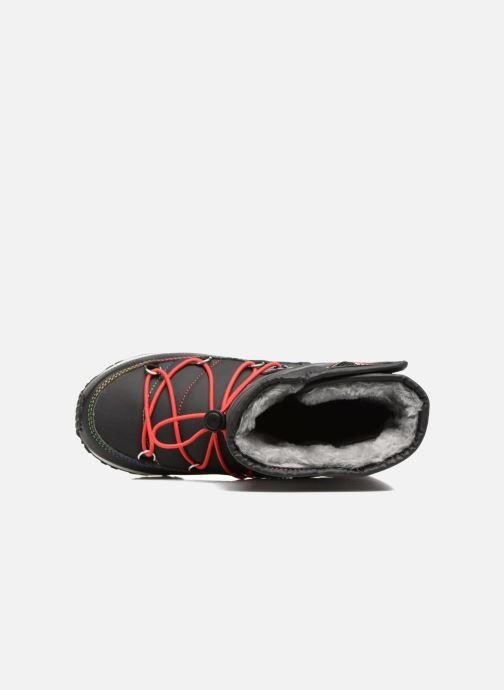 Chaussures de sport Skechers Retrospect Winter Daze Noir vue gauche