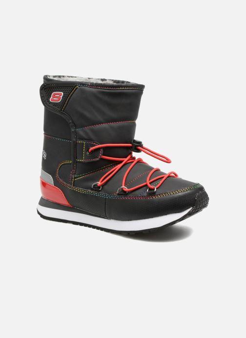 Chaussures de sport Skechers Retrospect Winter Daze Noir vue détail/paire