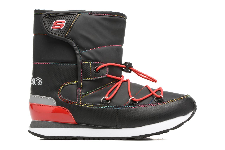 Chaussures de sport Skechers Retrospect Winter Daze Noir vue derrière