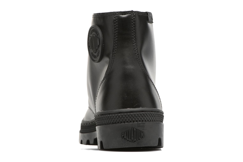 Stiefeletten & Boots Palladium Pallabosse Mid schwarz ansicht von rechts