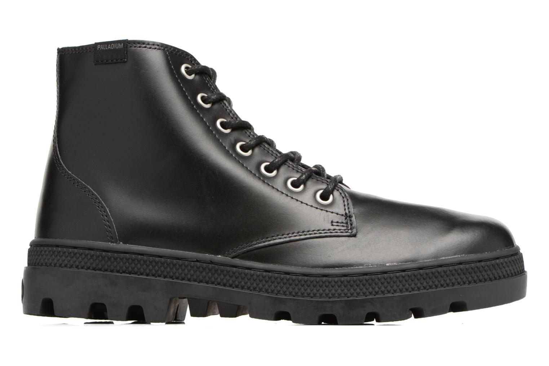 Stiefeletten & Boots Palladium Pallabosse Mid schwarz ansicht von hinten