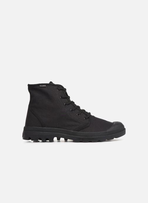 Sneaker Palladium Pampa Hi Originale TC schwarz ansicht von hinten