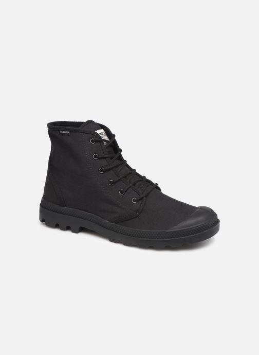 Sneaker Palladium Pampa Hi Originale TC schwarz detaillierte ansicht/modell