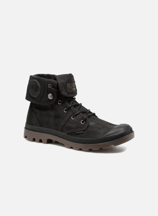 Sneakers Palladium Pallabrouse BGY Wax Nero vedi dettaglio/paio