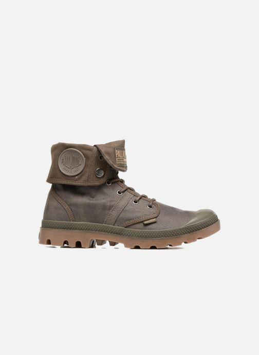 Sneakers Palladium Pallabrouse BGY Wax Marrone immagine posteriore