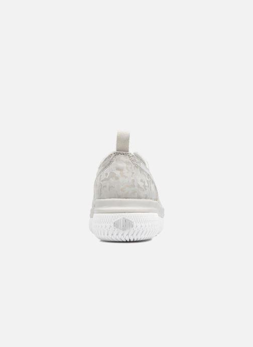 Baskets Palladium Crushion Lace Camo Gris vue droite