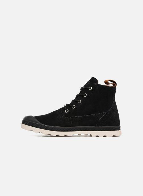 schwarz Lp Boots Mid amp; Stiefeletten Palladium London 339441 W n6wIIx