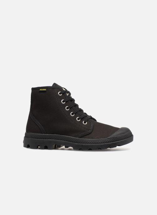 Sneaker Palladium Pampa Hi Orig U F schwarz ansicht von hinten