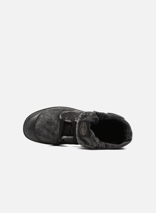 Sneakers Palladium Us Baggy Nero immagine sinistra