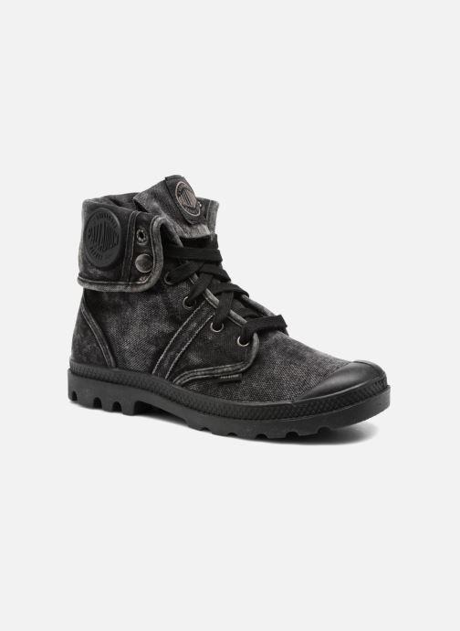 Sneakers Palladium Us Baggy Nero vedi dettaglio/paio