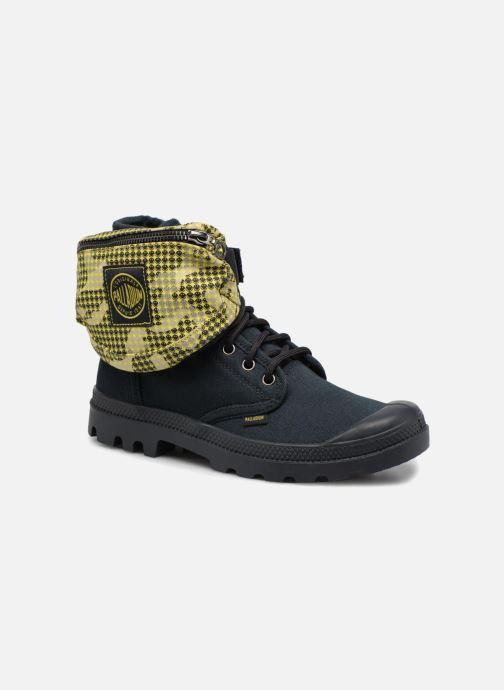 Sneaker Palladium Pampa Fest Pack schwarz 3 von 4 ansichten