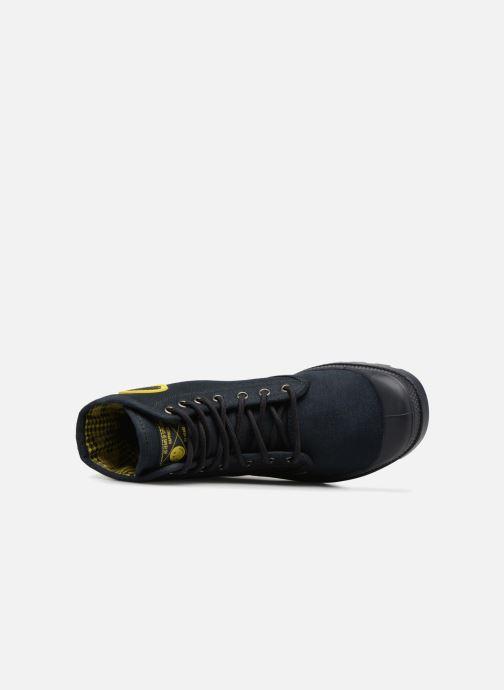Sneaker Palladium Pampa Fest Pack schwarz ansicht von links