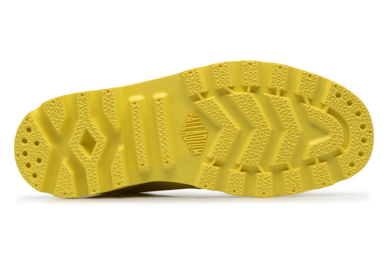 Sneaker Palladium Pampa Fest Pack gelb ansicht von oben