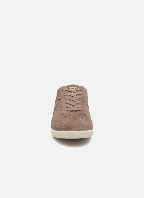 Baskets P-L-D-M By Palladium Borova Sud Marron vue portées chaussures