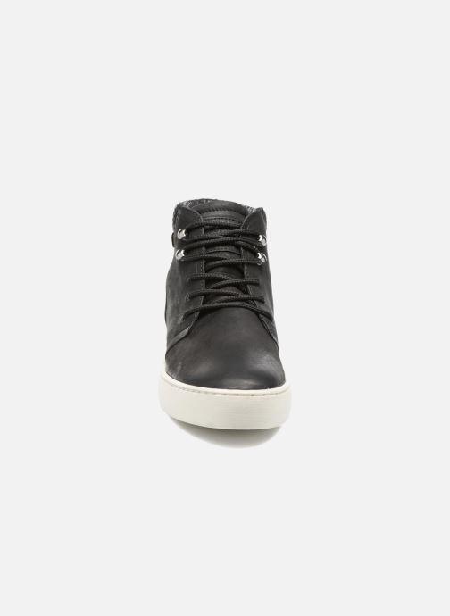 Bottines et boots P-L-D-M By Palladium Track Nbk W Gris vue portées chaussures