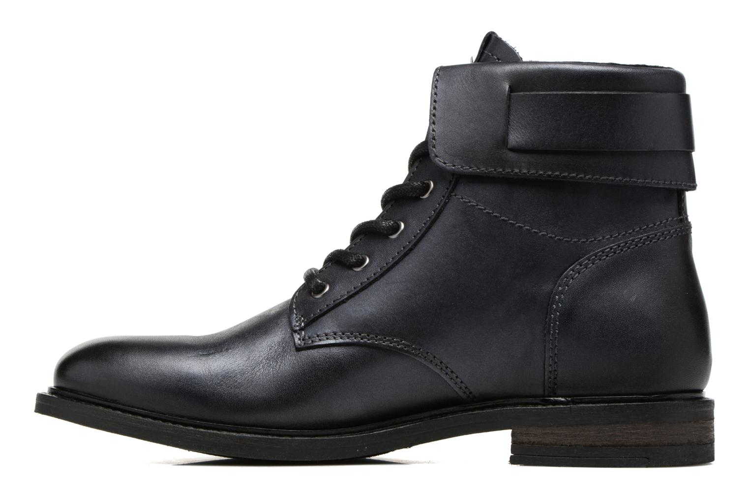 Bottines et boots P-L-D-M By Palladium Nutty Grc Noir vue face