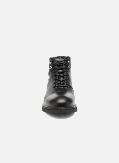 Bottines et boots P-L-D-M By Palladium Bari Tmbl Noir vue portées chaussures