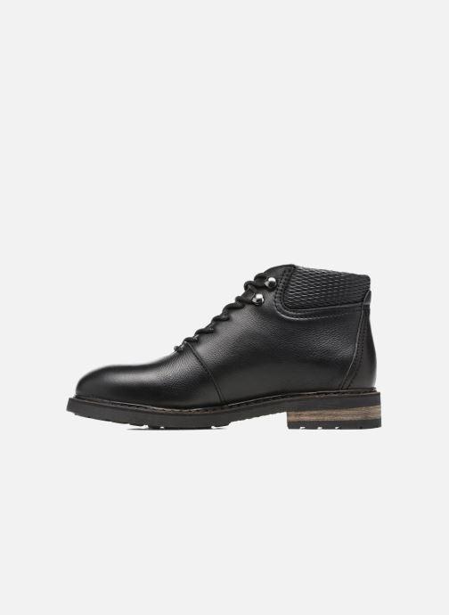 Bottines et boots P-L-D-M By Palladium Bari Tmbl Noir vue face