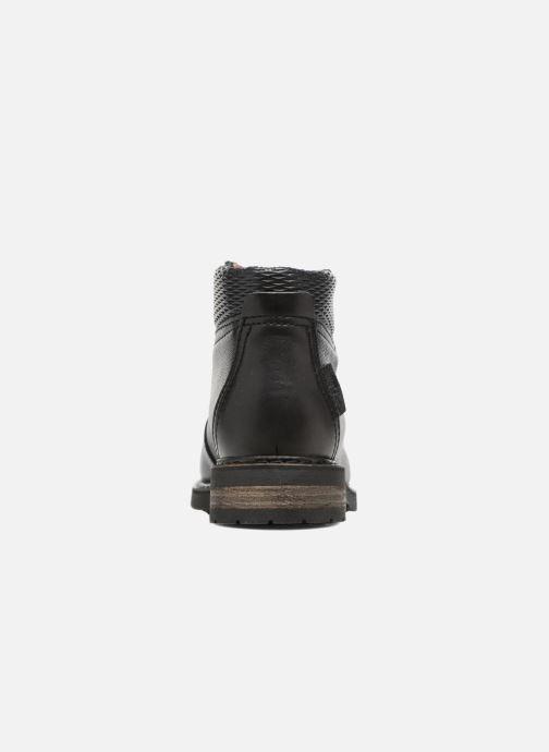 Bottines et boots P-L-D-M By Palladium Bari Tmbl Noir vue droite