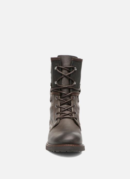 Stiefeletten & Boots P-L-D-M By Palladium Bupswing Mix braun schuhe getragen