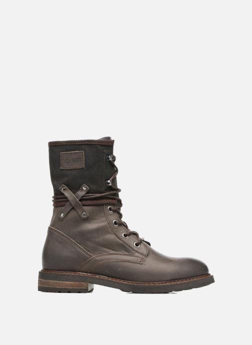 Stiefeletten & Boots P-L-D-M By Palladium Bupswing Mix braun ansicht von hinten