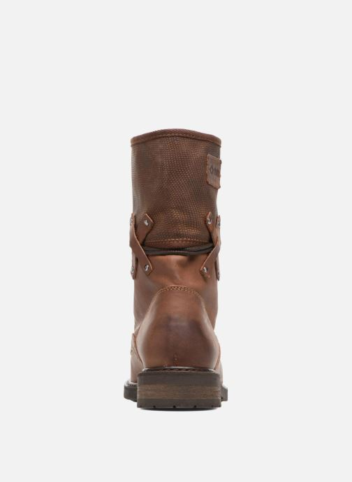 8fff9c94ac558 P-L-D-M By Palladium Bupswing Mix (Marron) - Bottines et boots chez ...