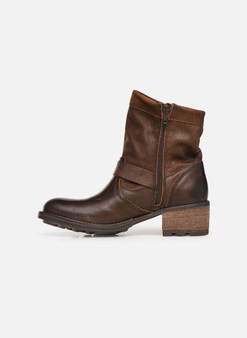 Bottines et boots P-L-D-M By Palladium Clue Trn Marron vue face
