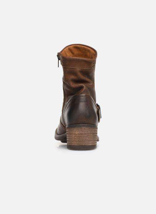 Bottines et boots P-L-D-M By Palladium Clue Trn Marron vue droite