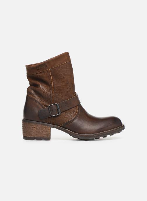 Bottines et boots P-L-D-M By Palladium Clue Trn Marron vue derrière
