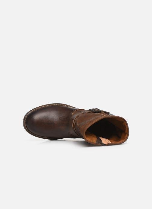 Bottines et boots P-L-D-M By Palladium Clue Trn Marron vue gauche