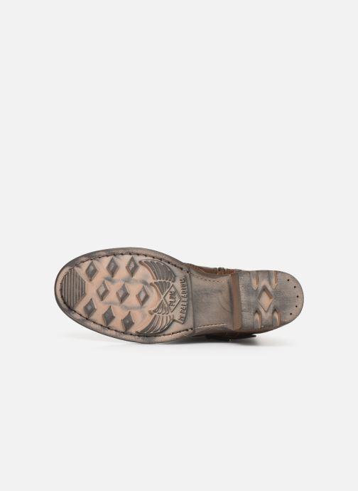 Bottines et boots P-L-D-M By Palladium Clue Trn Marron vue haut
