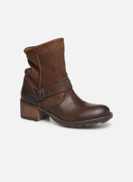 Bottines et boots P-L-D-M By Palladium Clue Trn Marron vue détail/paire