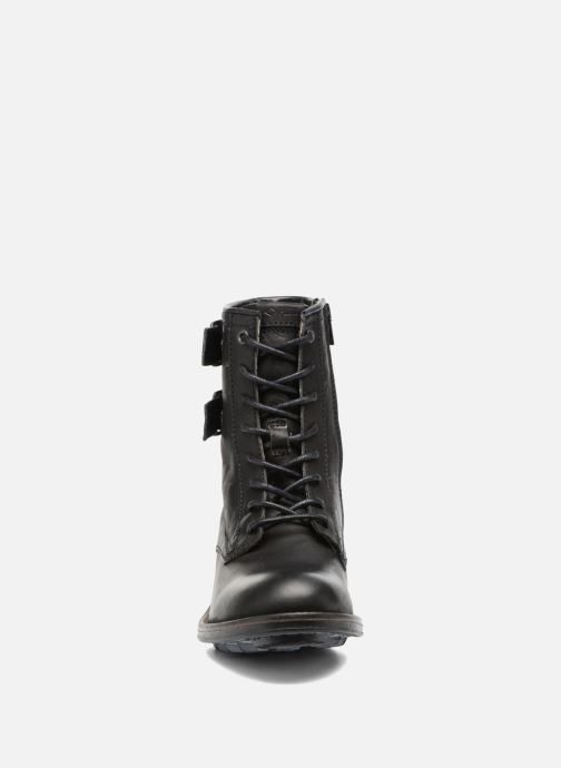 P-l-d-m By Palladium Cutty Cmr (noir) - Bottines Et Boots Chez