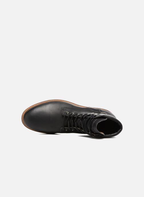 Bottines et boots P-L-D-M By Palladium Midkiff Cmr Noir vue gauche