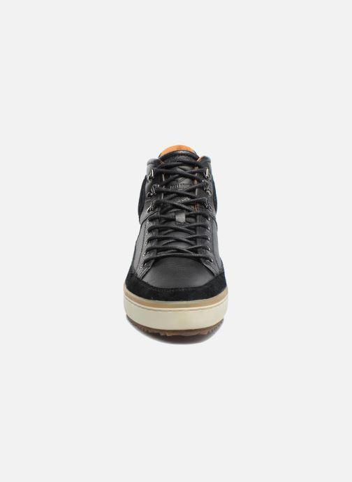 Sneakers P-L-D-M By Palladium Falcon Slk Nero modello indossato