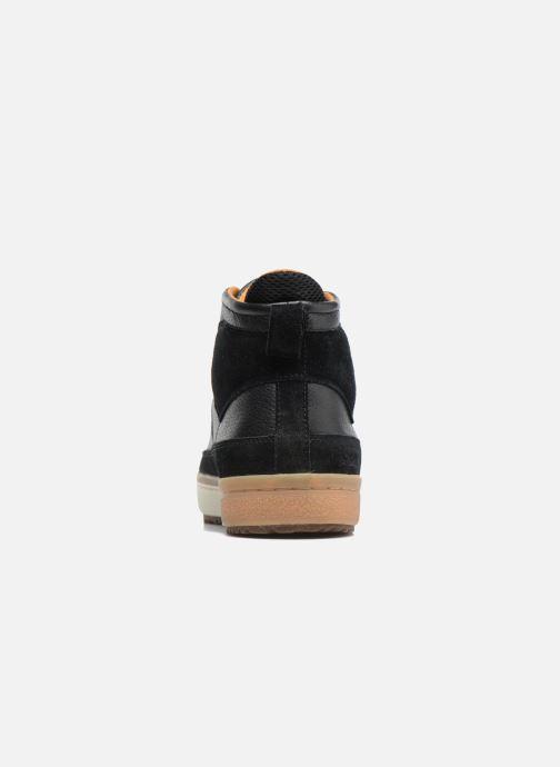Sneakers P-L-D-M By Palladium Falcon Slk Nero immagine destra