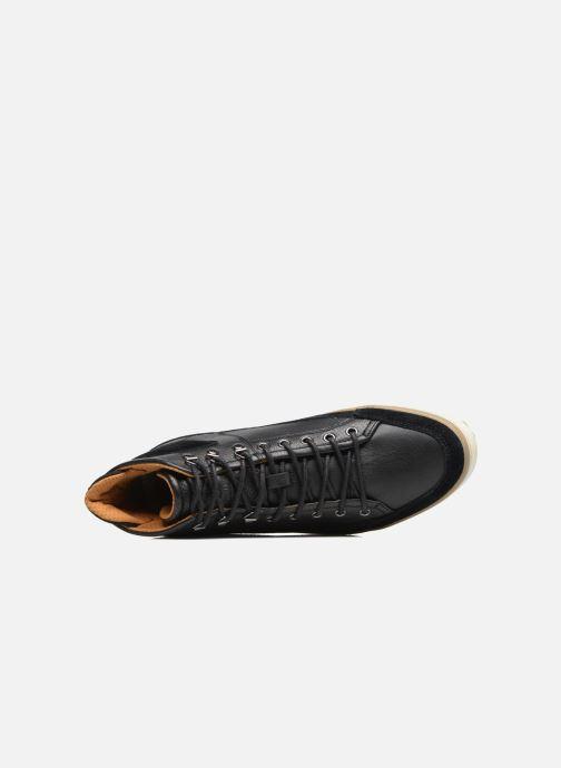 Sneakers P-L-D-M By Palladium Falcon Slk Nero immagine sinistra