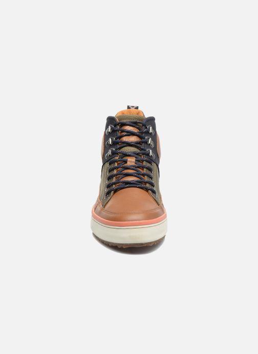 Sneaker P-L-D-M By Palladium Falcon Mix braun schuhe getragen
