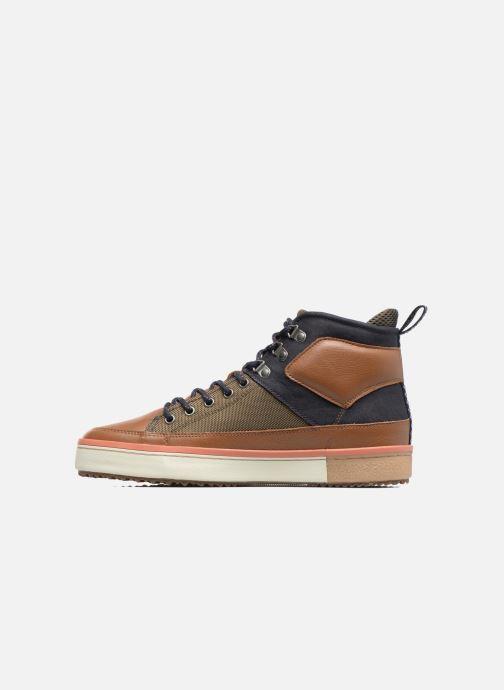 Sneaker P-L-D-M By Palladium Falcon Mix braun ansicht von vorne