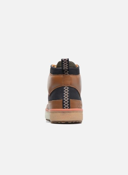 Sneaker P-L-D-M By Palladium Falcon Mix braun ansicht von rechts