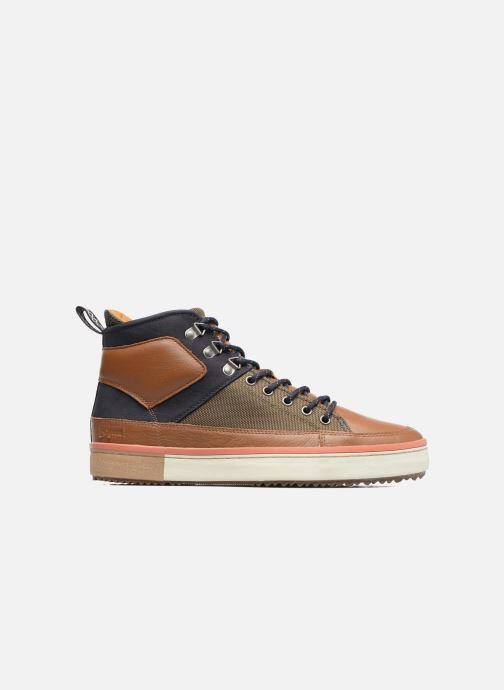Sneaker P-L-D-M By Palladium Falcon Mix braun ansicht von hinten