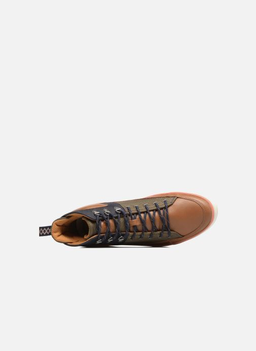 Sneaker P-L-D-M By Palladium Falcon Mix braun ansicht von links