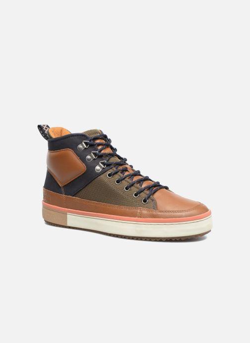 Sneaker P-L-D-M By Palladium Falcon Mix braun detaillierte ansicht/modell