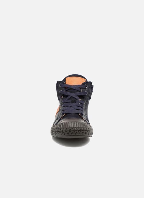 Baskets P-L-D-M By Palladium Tag K Bleu vue portées chaussures